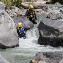 Body-rafting